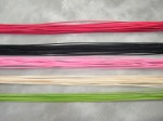 Midelino Sticks, Red, Black, Pink, White and   Green £2.50 per bunch