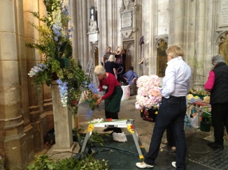 Winchester 'Symphony of Flowers'