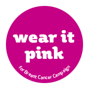 Wear It Pink Logo