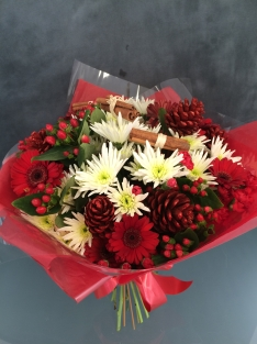 Christmas Bouquet 1